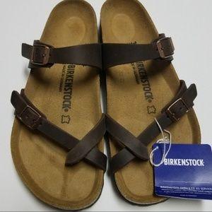 Birkenstock Mayari Habana Leather 39